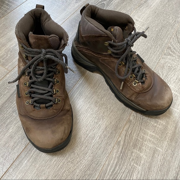 12135 Waterproof Hiking Ankle Boots